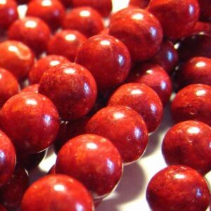 Rød skumkoral