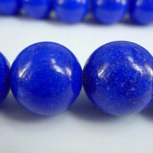 Mashan'jade', blå 18mm