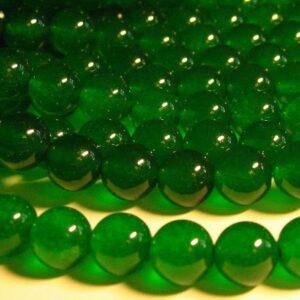 'Jade', grøn 10 mm