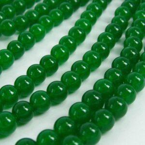 'Jade', grøn 8 mm