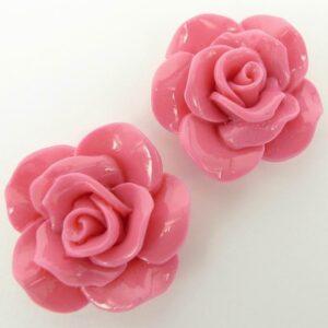 Roser 30mm Soft Rose(2stk)