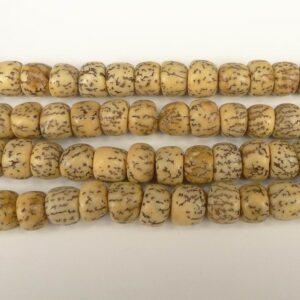 Heishi perler i salwag seed 8mm