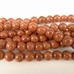 Goldstone 4mm