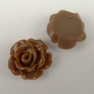 11mm roser, brun 10stk
