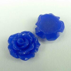 11mm roser, blå 10stk