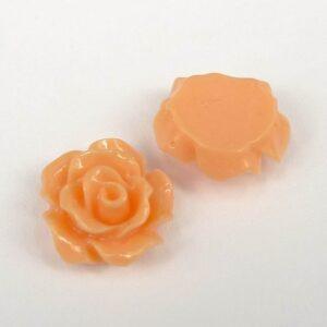 11mm roser, fersken 10stk