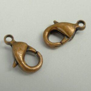 Antik cu karabinlåse(10stk)