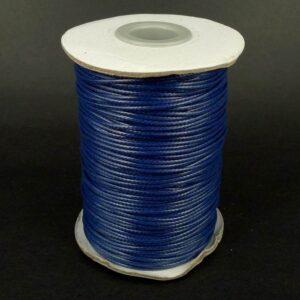 1,5mm bomuld, Marineblå