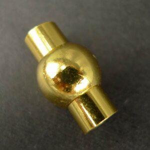 FG Cylinderlås med kugle, magnet(1stk)
