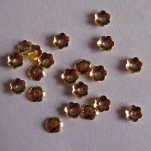 Perlekapper, små FG(30stk)