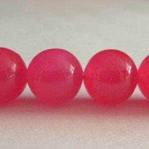'Jade', sorbet pink 10 mm.