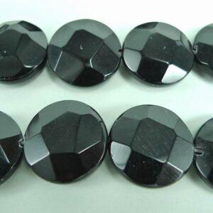 2. sortering- Melanocerit mønter 20x8mm