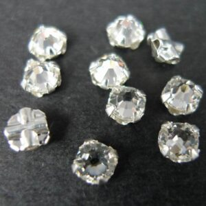 Swarovski montees, Krystal 3,9mm
