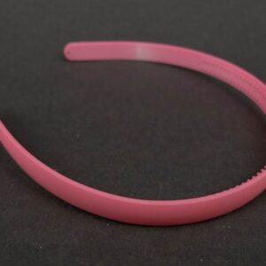 11mm Hårbøjle, Pink