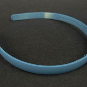 11mm Hårbøjle, Støvet Blå