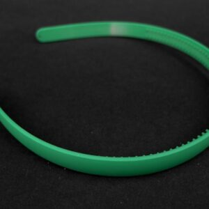 11mm Hårbøjle, Grøn