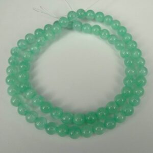 'Jade', Seagreen 6mm