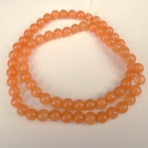 'Jade', Orange 6mm