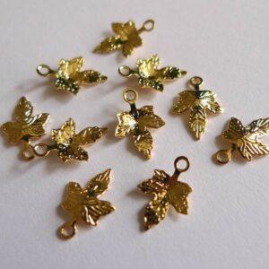 *Udgår- FG ahornblade, små(10stk)