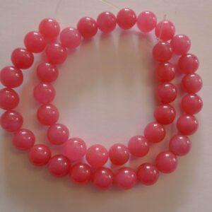 2.sortering 'Jade' Pink 10mm