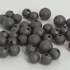 30 stk. Oxiderede stardustperler 4mm