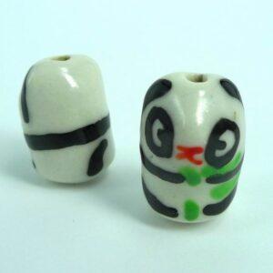 Panda i keramik(1stk)