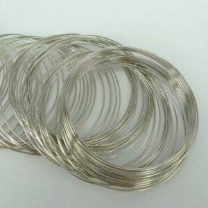 Memory Wire ca. 5½cm.(16 loops)