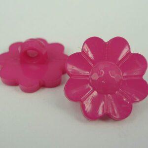 Soft pink blomsterknapper(10stk)