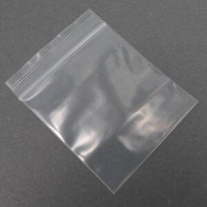 Lynlåsposer 4x5cm. (100stk.)