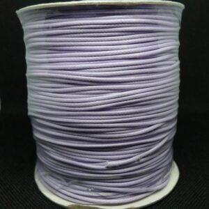 1,5mm bomuld, lavendel, rulle med 150m