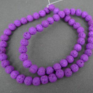 Violet lava 6mm