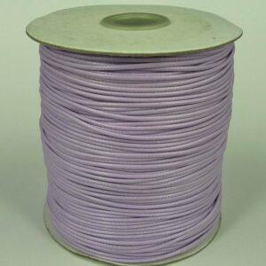 *10 meter 1,5mm bomuld, Lavendel