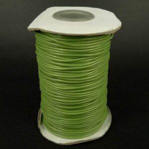 *10 meter 1,5mm bomuld, Vissengrøn